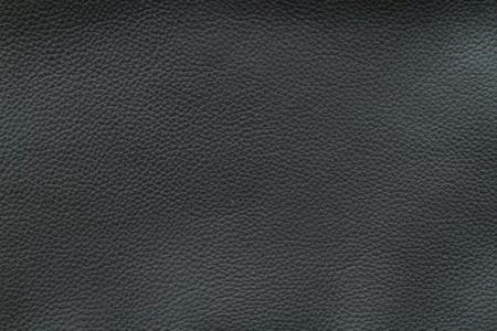 chaqueta de cuero: Textura de cuero negro viejo arrugado. El fondo oscuro. Foto de archivo