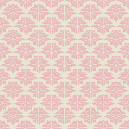 oriental vector: Seamless pattern in the form of Oriental ornament. Vector illustration.