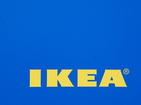 furniture store: SAMARA, RUSSIA - APRIL  15, 2016: IKEA Samara Store. IKEA is the worlds largest furniture retailer Editorial