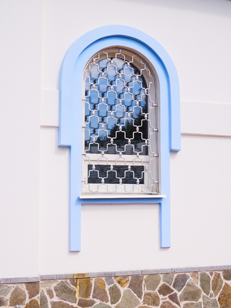 Window of the Church of Our Lady of the Inexhaustible Chalice Volzhsky, Samara