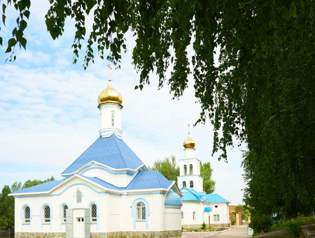 Church of Our Lady of the Inexhaustible Chalice Volzhsky, Samara