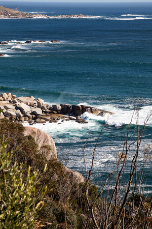 On the South African Coast
