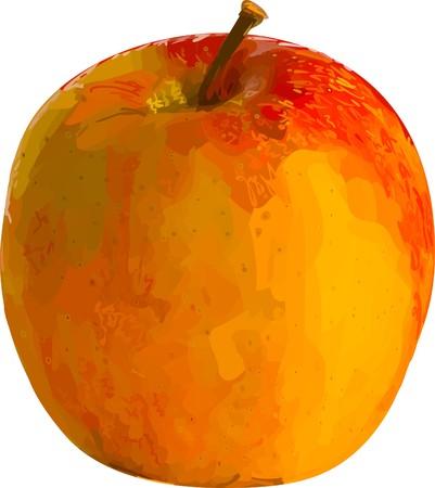 apple3(2).jpg Stock Vector - 7127503