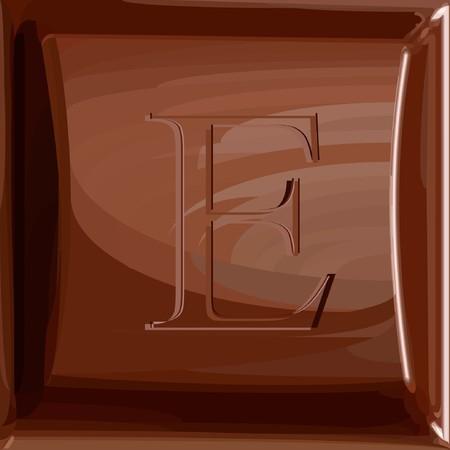 Chocolate_E (7) .jpg Illustration