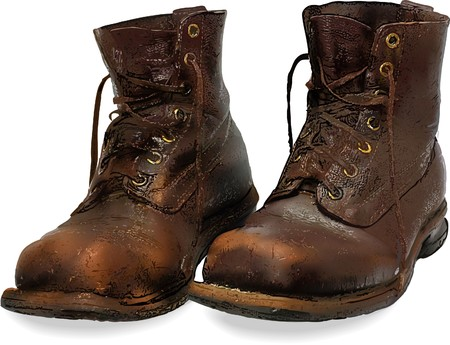 army background: old_boots(24).jpg Illustration