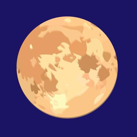 moon(38).jpg Stock Vector - 7502787