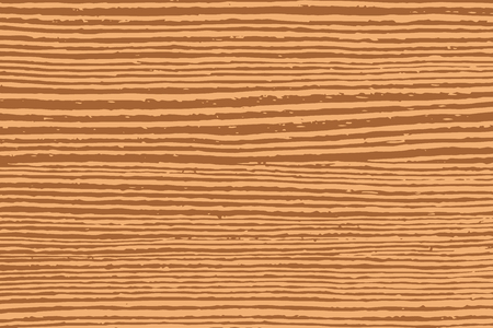 Wood texture background. Wooden surface. Vector illustration Illustration