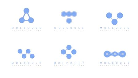 Molecule structure for laboratory.