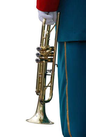 lapels: trumpeter