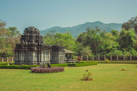 Mahadev Temple. Oldest Temple in Goa, India