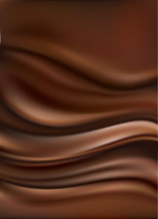 Fondo de chocolate  Foto de archivo - 56317729