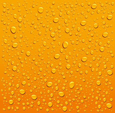 background orange: orange water droplets background