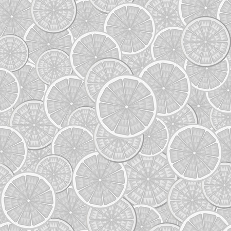 context: Abstract seamless pattern in shades of gray.Image of orange in the context of.