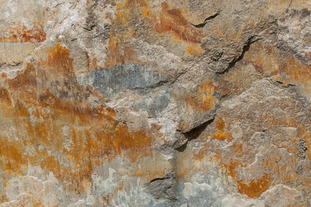 Surface of the marble with brown tint, Stone texture and background