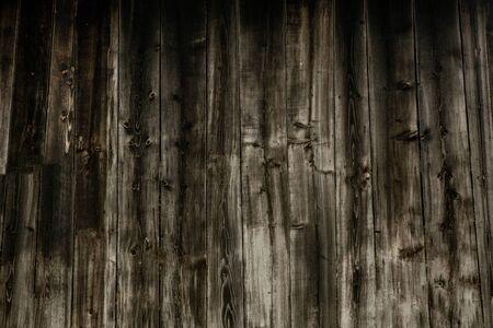 Wood texture background. black wood wall ore floor.