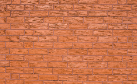 Texture of a brick wall as a background.