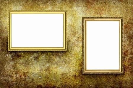 Grunge Frame Background Stock Photo - 18054217