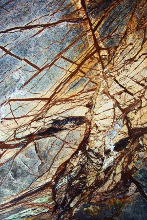 lapidary: Brown marble wall texture with lines