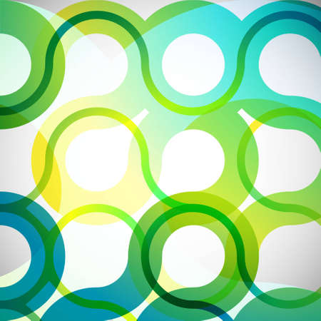 circles abstract background