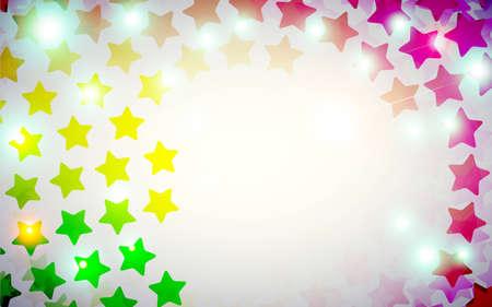 abstract stars background Illustration