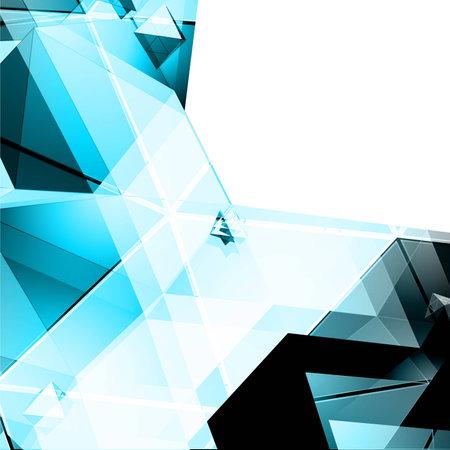 pinnacle: Abstract Tiangular Background