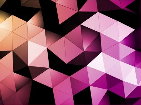 pinnacle: Trójkąty Abstract Background