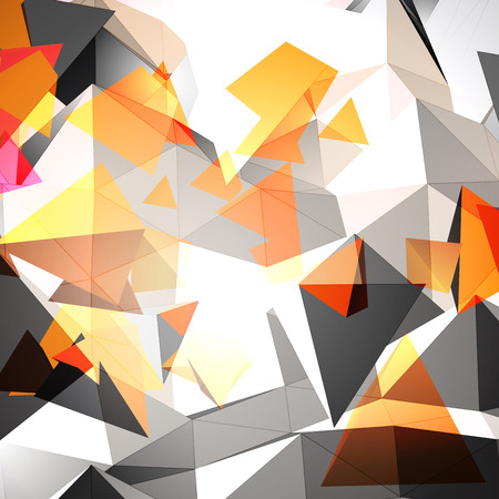 pinnacle: Abstract Background Vector Illustration