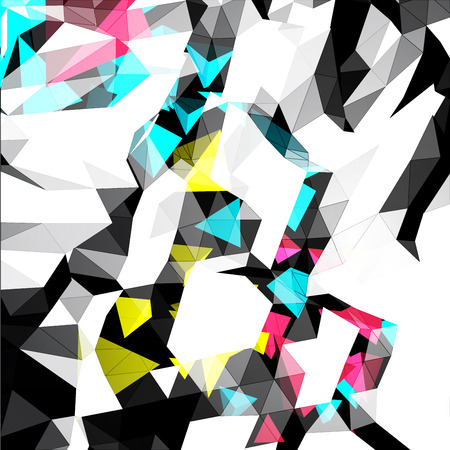 Abstaract Colorful Vector Background Vector
