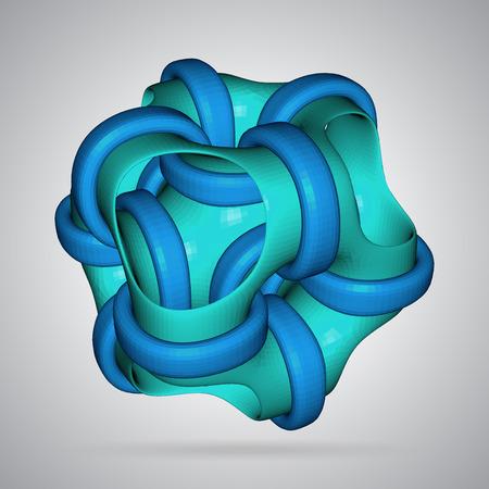 Abstract Design Illustration
