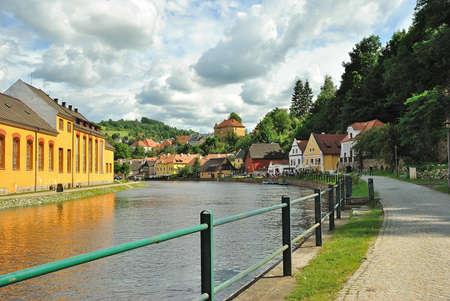 Czech Krumlov, Czech republic