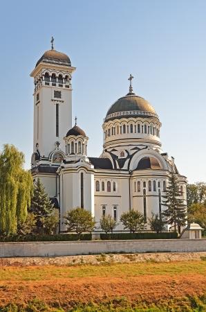 Trinity church in Sighisoara, Romania Stock Photo - 16387198