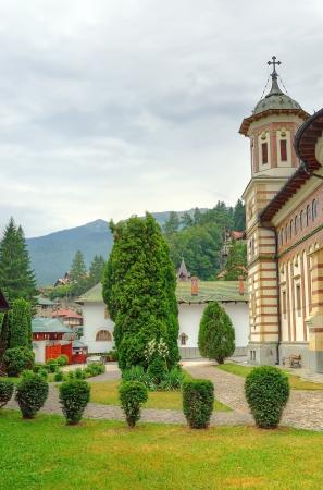 The Monastery in Sinaia, Romania Stock Photo - 16630653