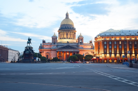PETERSBURG, RUSSIA-JUNE 17  Saint Isaac