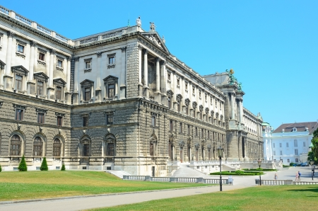 ethnology: VIENNA, AUSTRIA - JULY 28:  Museum of Ethnology on July 28, 2013 in Vienna, Austria. established in 1876. It was established �n 1876. Museum is one of the most large ethnological museums in the world.  Editorial