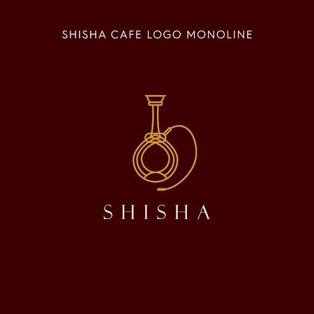 LOGO CHISHA MONOLINE Logo