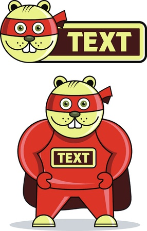 personage (logo) Stock Vector - 11945076