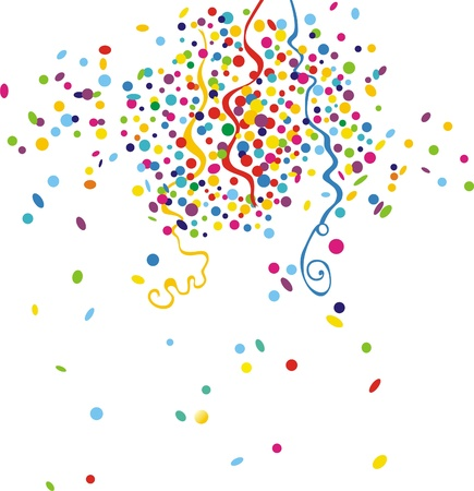 confetti Stock Vector - 11945054