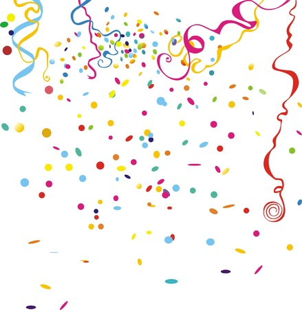 confetti Stock Vector - 11945050