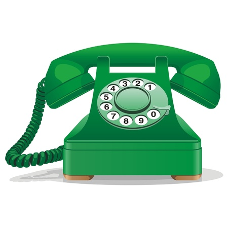 telephone Stock Vector - 11945053