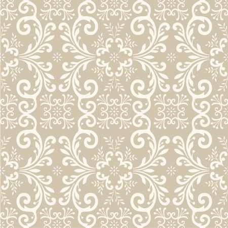 Seamless wallpaper pattern Stock Vector - 12120723