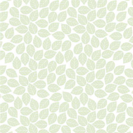 A seamless leaf pattern Stock Vector - 12379345