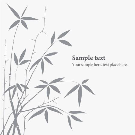 Bambù Vettoriali