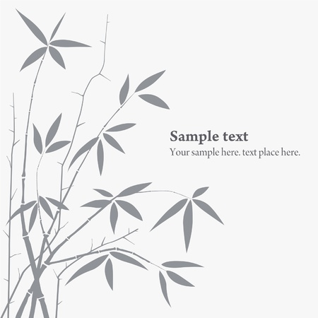Bambou Vecteurs