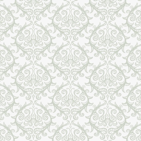Seamless wallpaper pattern Stock Vector - 14799467