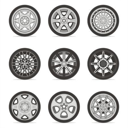 alloy wheel: Wheels