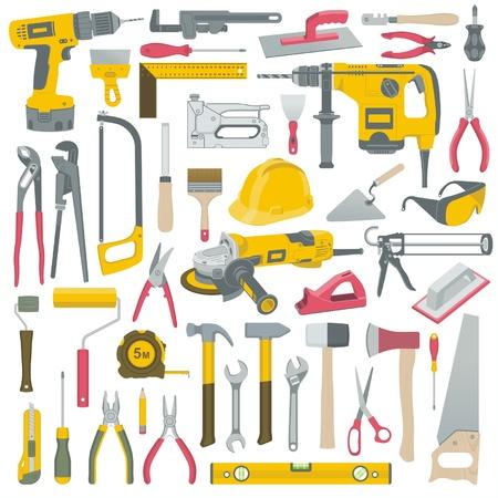 tools set 일러스트