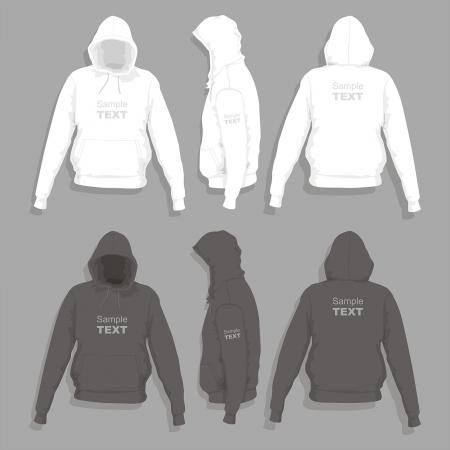 Men s t-shirt design template 일러스트