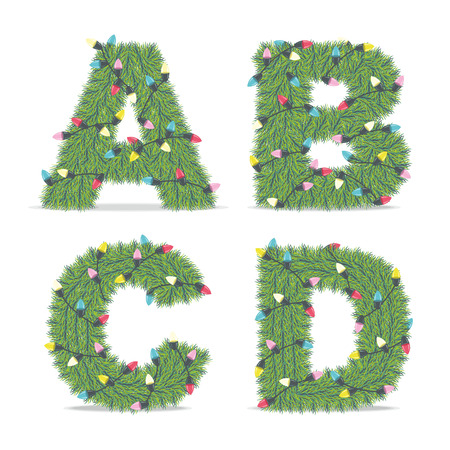 heading the ball: Christmas Alphabet