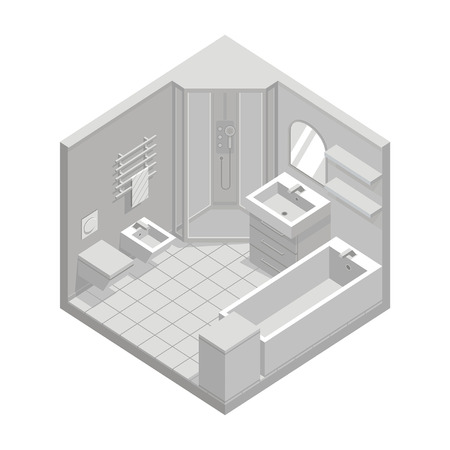 bathroom Vector