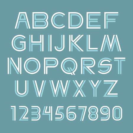 fonts music: font set